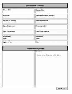school-plan-template