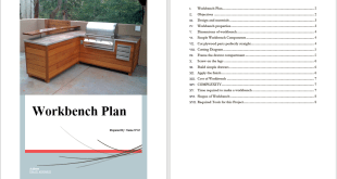 Workbench Plan Template