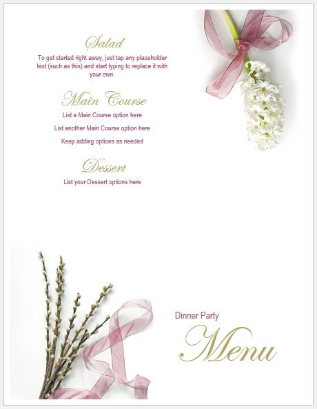 Dinner-Party-Restaurant-Menu-Template