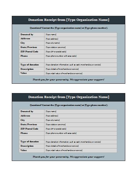 Microsoft Gift Certificate Template