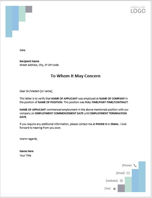 Work Experience Certificate Template 04
