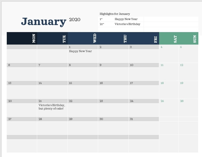 Calendar-Template-2020
